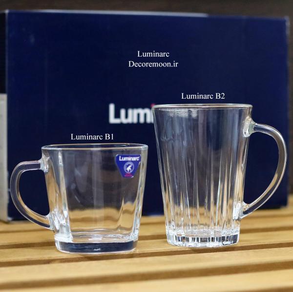 فنجان و لیوان Luminarc